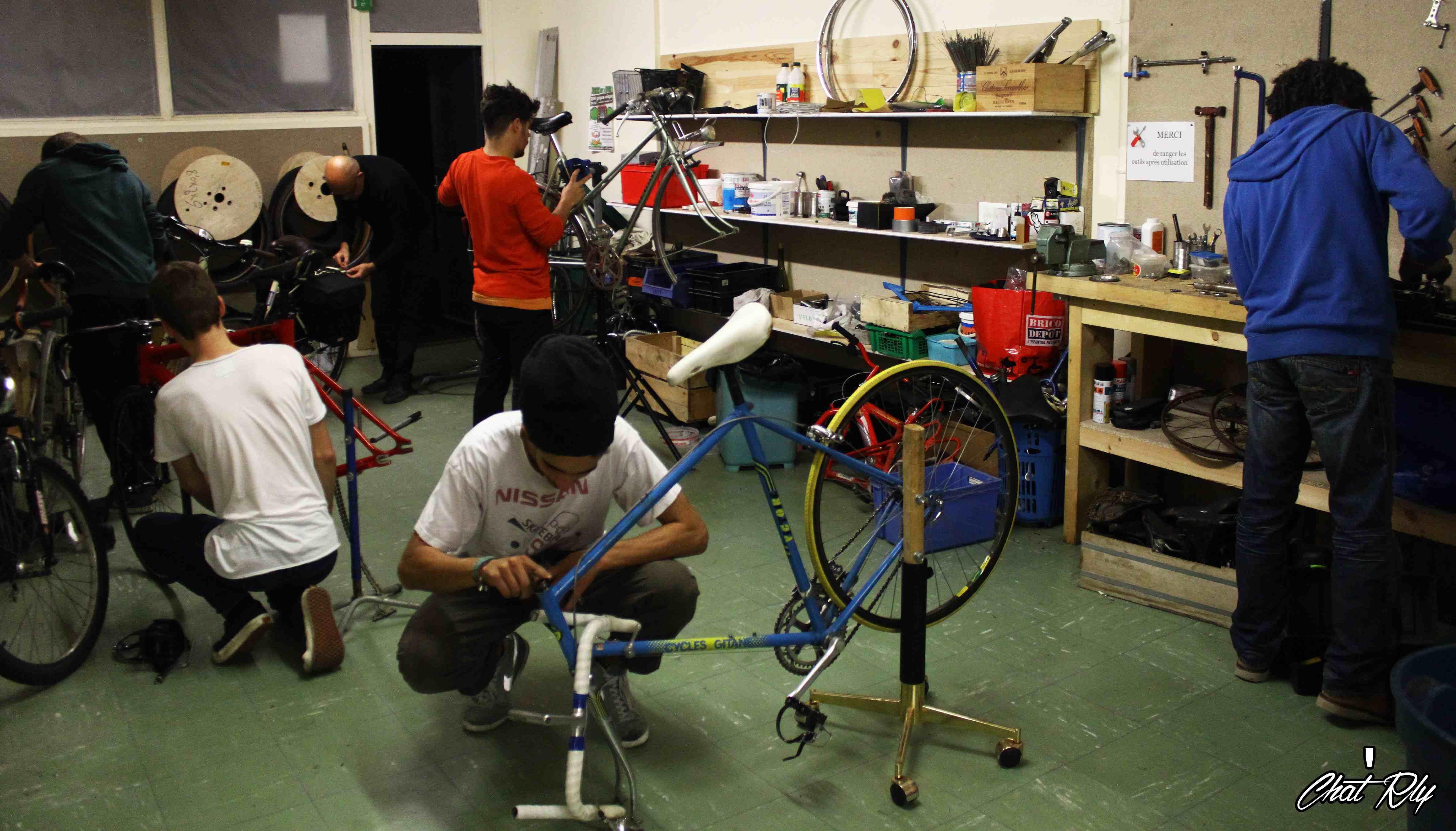 Atelier Velo Monchervelo Fr