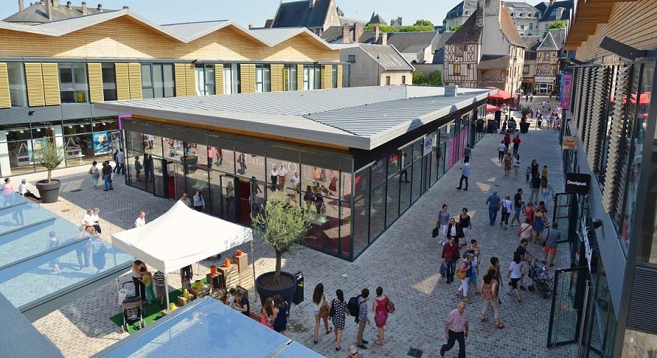 centre ville bourges - Image